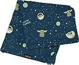 Milk Snob Star Wars Baby Blanket, The Child - Super Soft, Weighted, Dual Layer - Newborn Swaddle, Security Blanket, Nursery Room Toddler Bed Essentials, Premium Rayon Blend, 36x36