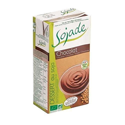 SOJADE   Chocolate Soya Dessert   7 x 530g (ES)