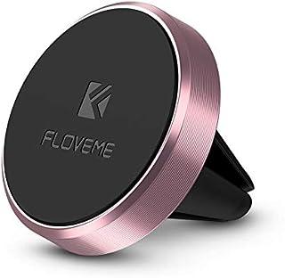 FLOVEME Magnetic Phone Holder for Car Rose Gold