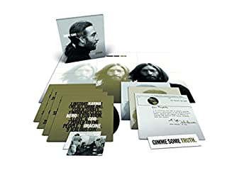 GIMME SOME TRUTH. [4 LP]