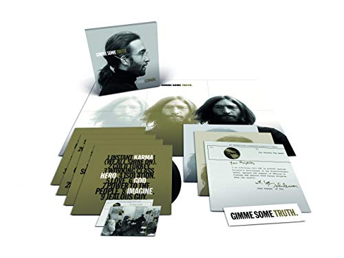 Gimme Some Truth (Box 4 Lp Limited Edt.)