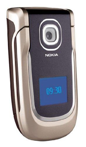 Nokia - Telefono cellulare Nokia 2760 senza scheda SIM, colore: Argentato