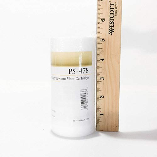 Pentek P5-478 Sediment Water Filters (4-7/8' x 2-3/8')-- (Package Of 2)