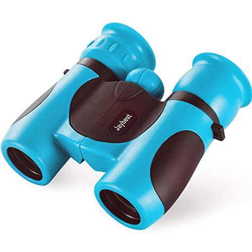 Kinder Fernglas 8x21, Junior Ferngläser HD Teleskope Klein Kinder-Fernglas für Vogelbeobachtung Sternbeobachtung Abenteuer Camping, Wandern, Wildbeobachtung, Fußballspiel und so weiter