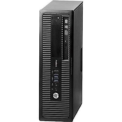HP 800 G2 SFF (Intel Core i7-6700, 32GB Ram, 1TB New SSD, USB 3.0, WiFi Bluetooth Adapter) Windows 10 Professional (Renewed)