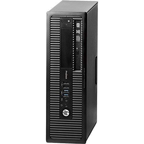 Desktop Computer Tower PC Compatible with HP 800 G2 SFF (Intel Core i7-6700, 32GB BTO Ram, 1TB New BTO SSD, USB 3.0, BTO 300Mbps WiFi Bluetooth Adapter) Windows 10 Professional (Renewed)