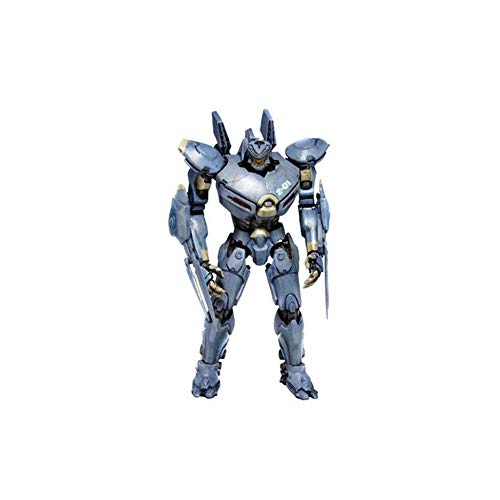 UanPlee-SC Personajes de Anime Pacific Rim: Uprising Mark V/Storm Eureka con Auto Movable - Figura de acción de 7.5 Pulgadas SK206