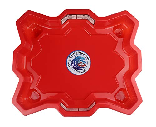 Aimoly Beystadium Battle Arena for Spinner Battling Game Toys