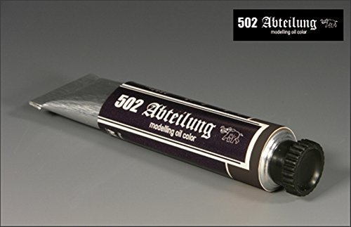 Mig Productions 502 Abteilung Oils Colors - Engine Grease #ABT-160