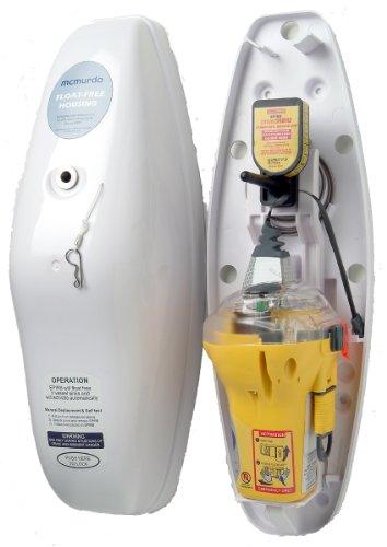 Mcmurdo Smartfind E5 Epirb - - Radiobaliza de Emergencia RLS para Barcos, Color...