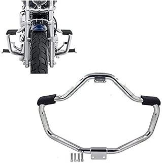 Engine Guard Crash Bar For Harley Davidson Sportster Iron 883 XL883N XL1200N XL1200L 48 XL1200X