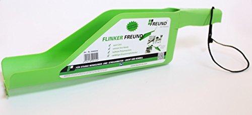 Flinker FREUND Dachrinnen Reiniger Nr. 00450000 Dachrinnenschaufel Schaufel
