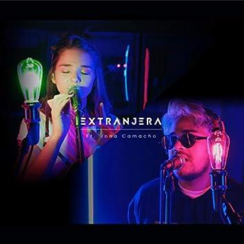 Extranjera (Live)
