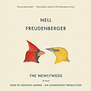 The Newlyweds audiobook cover art