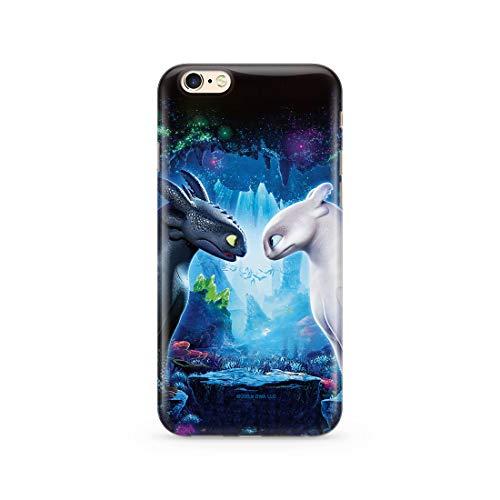 Ert Group DWPCDRAGON3356 DreamWorks Cubierta del Teléfono Móvil, Dragon 012 iPhone 6/6S