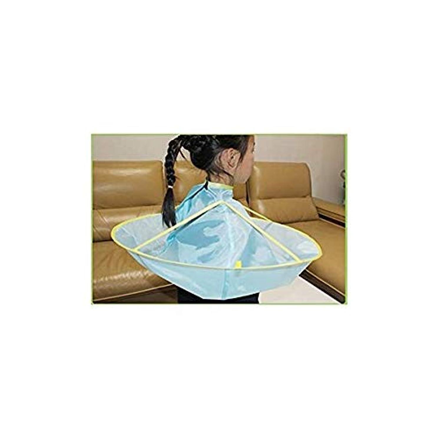 落胆する社説破壊的な散髪ケープ ヘアエプロン 子供 散髪マント 刈布 折り畳み式