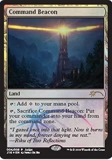 Magic: the Gathering - Command Beacon (004/008) - Judge Promos - Foil
