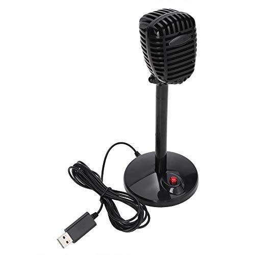 ANGGREK USB Mikrofon hochempfindliches USB Konferenzmikrofon 360 Sound Pickup Desktop Konferenzmikrofon