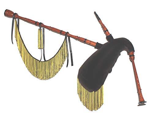 Gaita gallega en Sibmol madera de Mukulungo con fuelle de goretex sin ronquillo