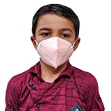 KIARVI GALLERY n95 mask for Kids Reusable Washable Anti-Pollution Face masks specially for Kidz With 5 Layers Protection With Meltblown Fabric Mask For Boy and Kids(Breach Pack 1)