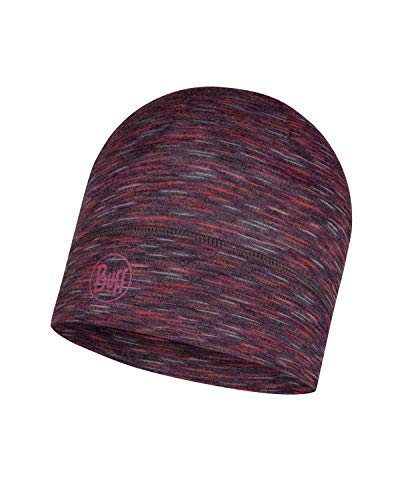 Buff Mütze Shale Multi Stripes, Grey