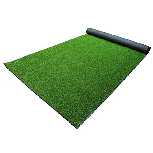 1 morceau de Herbe artificielle Tapis extérieur Simulation Herbe Mat Pelouse Prime Gazon de jardin en fausse pelouse pour Jardin, pelouse, extérieur, patio