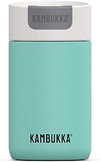 Kambukka Olympus Coffee & Tea Mug, Travel Mug, Leak Proof, BPA free, Bottom Pad, Dishwasher Safe, Keeps drinks hot up to 6...