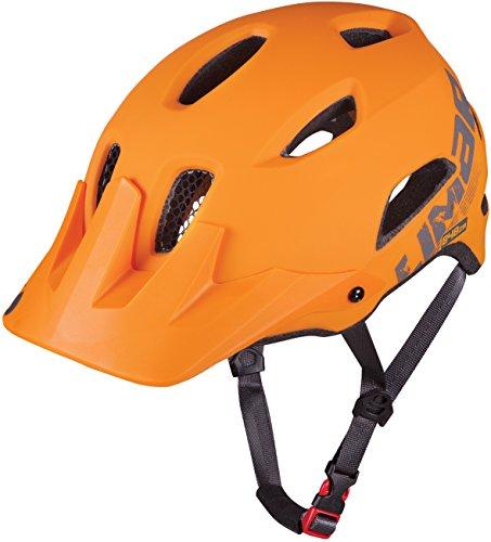 Limar Radhelm 848DR - Casco de Ciclismo BMX Integral, Color Naranja, Talla...