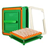 100 Trous (000#) Manuel Capsules Machine de Remplissage Porte-capsule Taille 000 The...