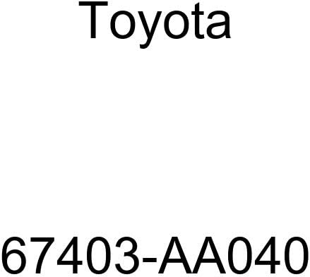 Shipping included Toyota Surprise price 67403-AA040 Door Frame Assembly Sub