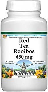 Red Tea Rooibos - 450 mg (100 Capsules, ZIN: 521862)