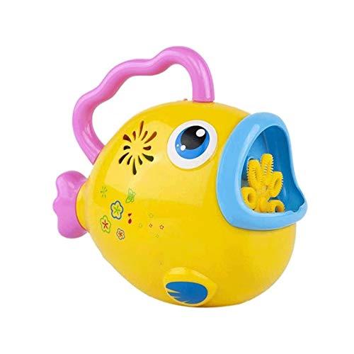 Bdesign La creatividad máquina de la burbuja for los niños, la burbuja automática la fabricación de juguetes, juegos de interior y exterior for niños pequeños, Idea regalo for los niños muchachos de l