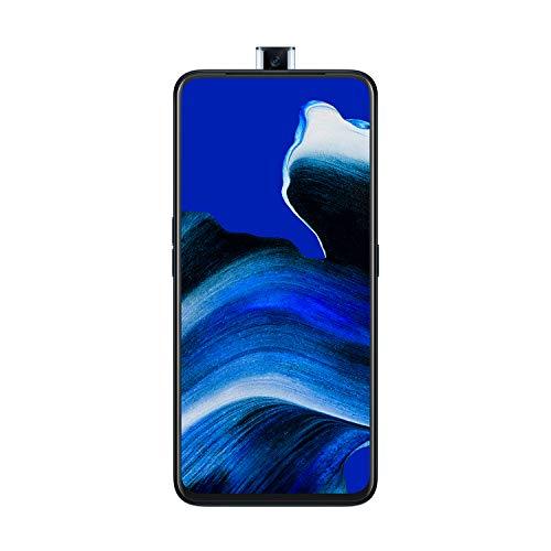OPPO Reno 2Z Smartphone (16,5 cm (6,5 Zoll) AMOLED Bildschirm, 128 GB interner Speicher, 8 GB RAM, Quad-Hauptkamera, Pop-up-Frontkamera, 4000 mAh, ColorOS 6.1 - basiert auf Android 9.0) Schwarz