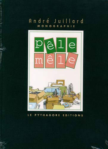 Pêle-mêle André Juillard : Edition numérotée avec une sérigraphie