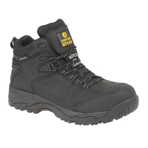 Amblers Safety FS190 Safety Boot Black Size 9