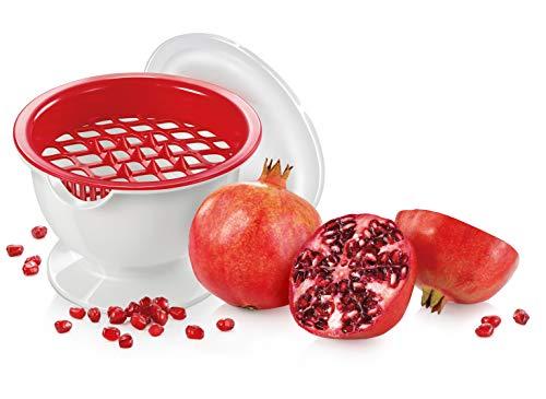 Tescoma Granatapfelentkerner mit Saftfang