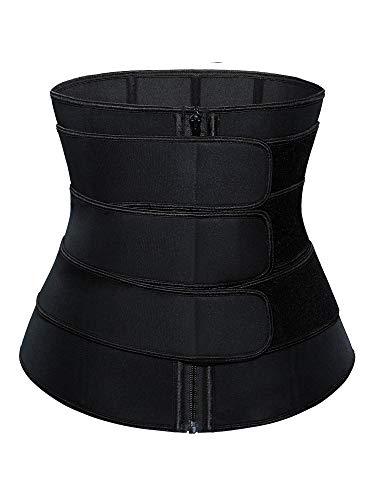 N/C Slimlady Unterbrust-Taillentrainer für Frauen aus Neopren/Latex - - 3X-Groß