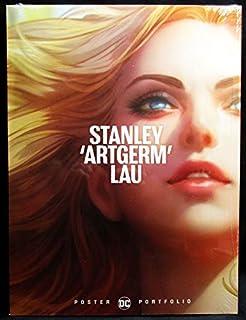 "Stanley""Artgerm"" Lau 20 Poster Portfolio 12"" x 16"" (DC, 2019) New/Sealed!"
