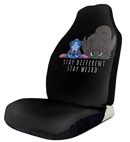 Fundas de asiento de coche sin dientes para todoterreno, adecuadas para coches, todoterrenos, camiones, etc. Universales para la mayoría de asientos de coche – Fundas de asiento de coche para bebés