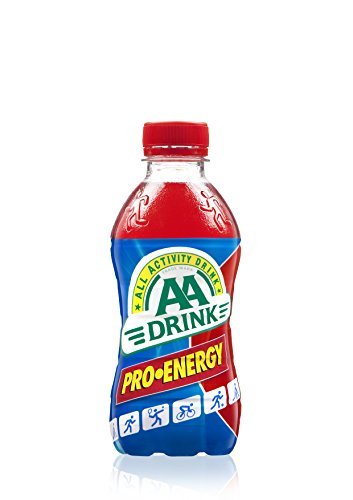 AA Drink Pro Energy 24x33cl hypotonisches Sportgetränk (inkl. 6.-€ Pfand: 19,99 + 6,00€ )