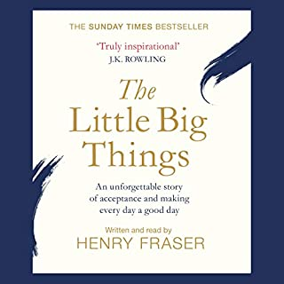 The Little Big Things cover art