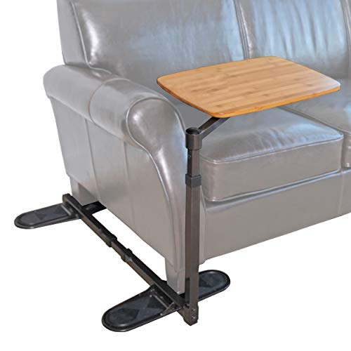 Able Life Universal Swivel TV Tray Table, Work from Home...