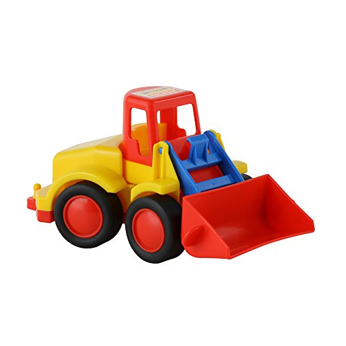 Polesie 9555 Basics Bagger Spielzeug