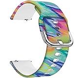 Ekezon Correa de Reloj 20mm Compatible para Samsung Galaxy Watch...