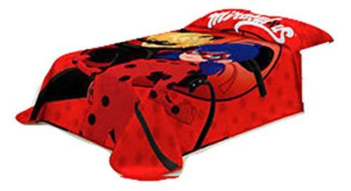 EXP-TRADING Manta Infantil Cama 90 cm Rojo Modelo