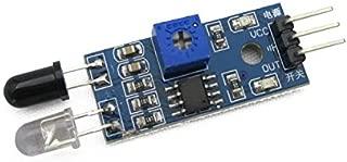 5 unids/lote IR módulo de Sensor de Evitación de Obstáculos de Infrarrojo para Arduino Inteligente Robot de Coche de 3 hilos Reflectivo Fotoeléctrico Nuevo