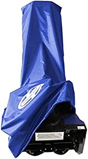 Snow Joe SJCVR Protective Cover for 18-Inch Electric Snow Blower   Universal   Single Stage Compatible