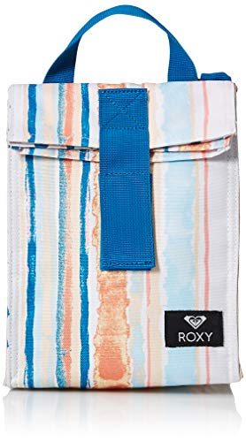 Roxy Women's Lunch Hour Lunch Sack, Bright White Multicolor, 1SZ