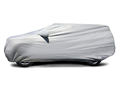 CarsCover Custom Fit 2003-2019 Land Rover Range Rover SUV Car Cover Heavy Duty All Weatherproof...