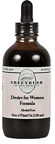 Desire for Women | 4 oz Liquid Extract | Female Sexual Health